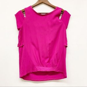 4 FOR $30 SALE Juicy Couture Cold Shoulder Active